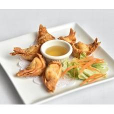 Crab Rangoon (6pcs)