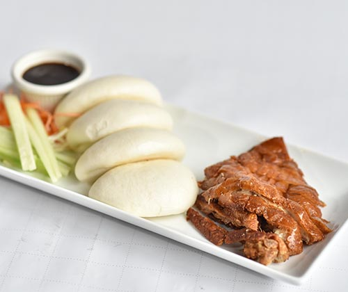 Mini Peking Duck Roll (4pcs)